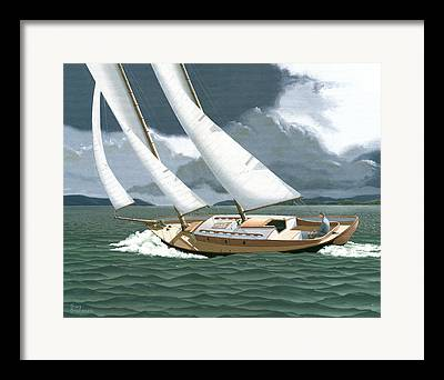 Maritime Classics Framed Prints