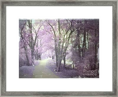 A Pastel Past Framed Print by Tara Turner