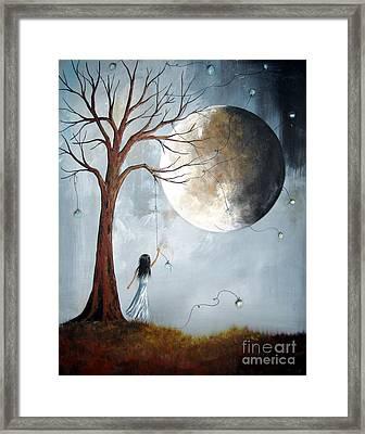Serene Art Print By Shawna Erback Framed Print