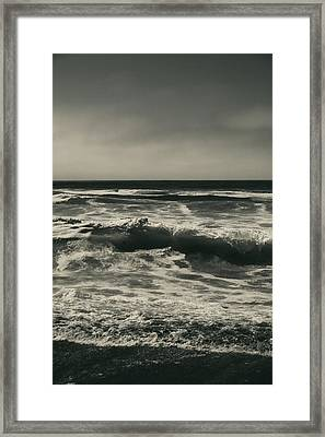 A Permanent Sadness Framed Print
