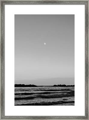 A Place Among The Stars Framed Print by Andrea Mazzocchetti