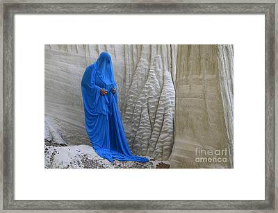A Place Called Earth 1 Framed Print