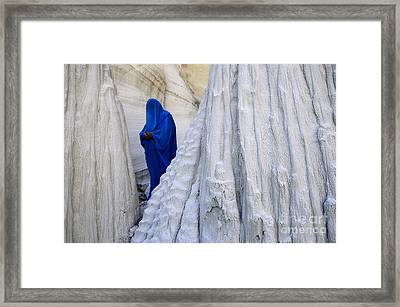 A Place Called Earth  Framed Print