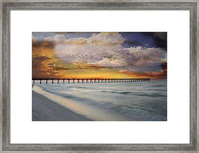 A Place Far Away Framed Print
