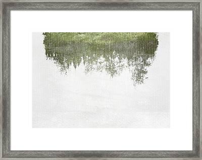 A Place So Far Yet Feels Like Home Framed Print by Brett Pfister