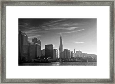 A Place To Leave Your Heart Framed Print by Eric Tressler
