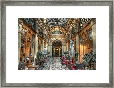 A Priori The Framed Print