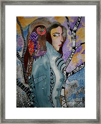 A Ride In Style Framed Print by Amy Sorrell