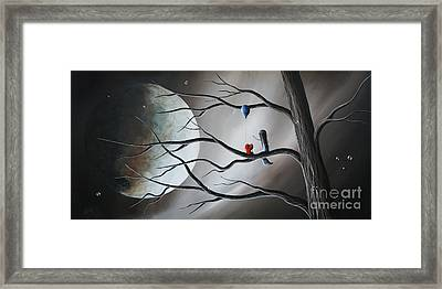 A Road To Healing Starts With Memories By Shawna Erback Framed Print