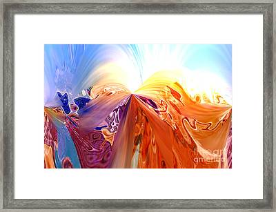 A Royal Priesthood Framed Print