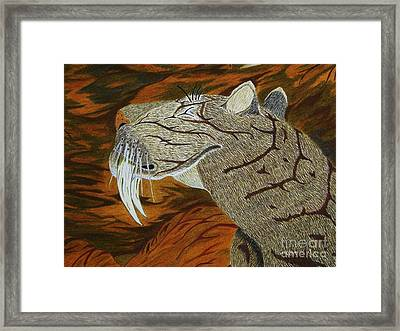 A Scent In The Air Framed Print by Gerald Strine