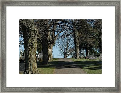 A Shared Vision Framed Print by Joseph Yarbrough
