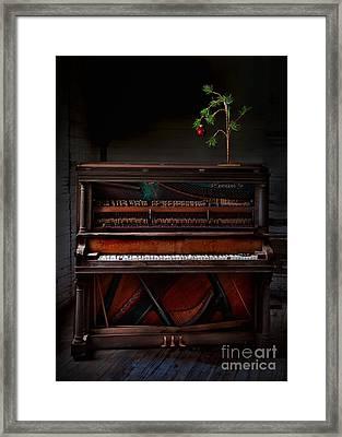 A Simple Christmas No. 1 Framed Print