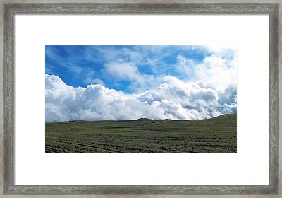 A Simple Majesty Framed Print by Glenn McCarthy Art and Photography