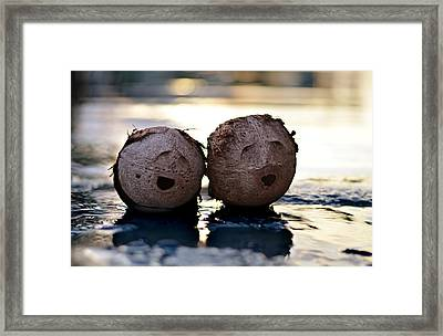 A Song In My Heart Framed Print by Laura Fasulo