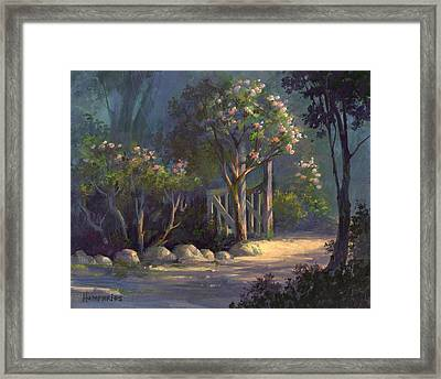 A Special Place Framed Print by Michael Humphries