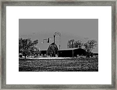 A Special Place Framed Print