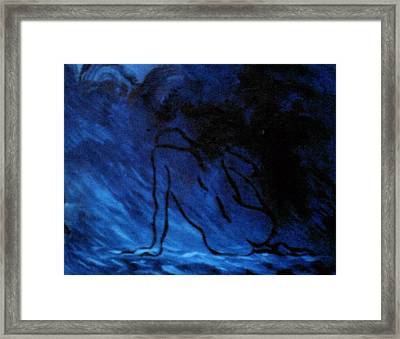 A State Of Being Framed Print