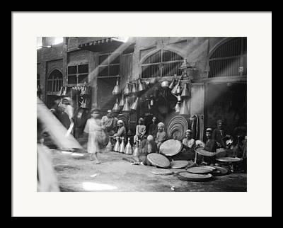 Baghdad Photographs Framed Prints