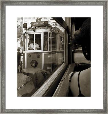 A Streetcar Named Desire Framed Print by RicardMN Photography