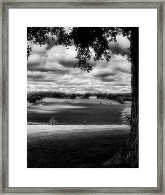 A Summer's Day Framed Print by Dan Sproul