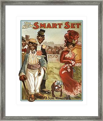 A Sure Winner Framed Print by Aged Pixel