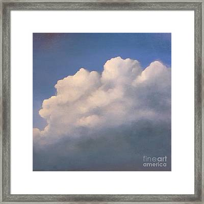 A Thousand Walks Framed Print by Cynthia Vaught