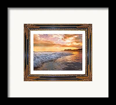 Traquil Framed Prints