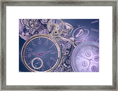 A Time Of Memories A Time Of Forgetting  Framed Print