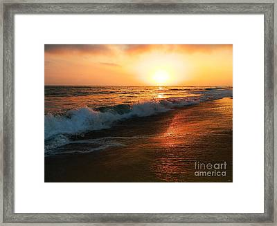 A Time To Heal Framed Print