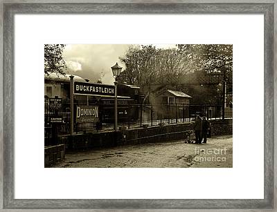 A Timeless Journey  Framed Print by Rob Hawkins