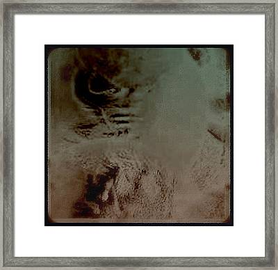 A Tormented  Mind Framed Print by Jason Lees