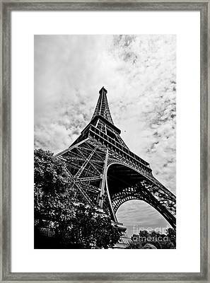 A Torre Framed Print by Will Cardoso