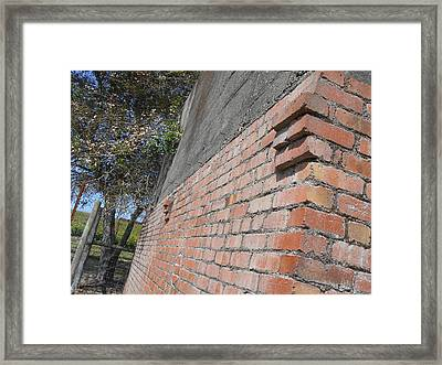 A Touch Of Style Framed Print