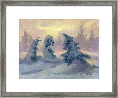 A Tranquil Moment Framed Print