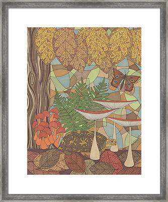 A Turtles View Framed Print