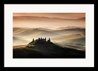 Belvedere Framed Prints