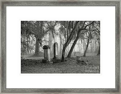 A View From Above Framed Print by Scott Hansen
