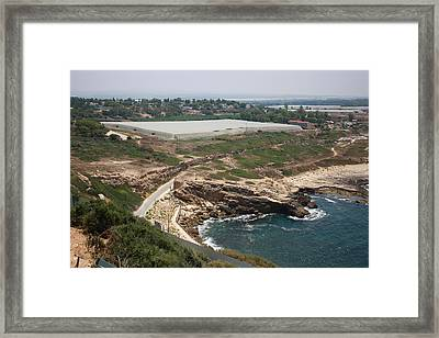 Framed Print featuring the photograph A View From The Cable Cars by Julie Alison