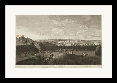 Royal Naval College Framed Prints