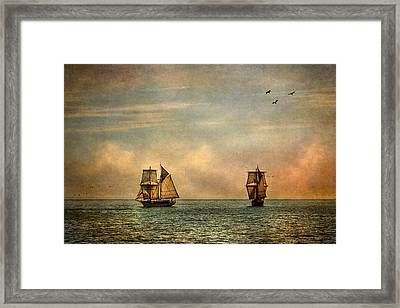 A Vision I Dream Framed Print