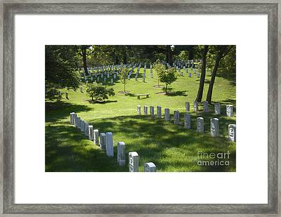 A Waiting Bench Framed Print by Paul W Faust -  Impressions of Light