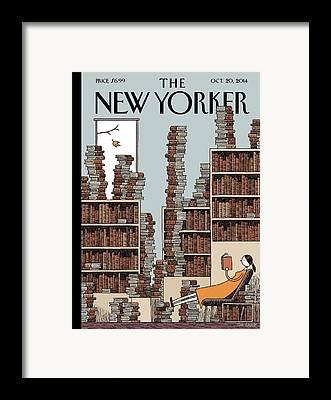 Literary Framed Prints