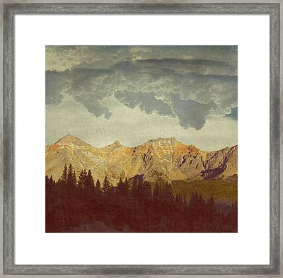 A World Of It's Own Framed Print