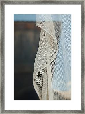 A Wrinkle In Time Framed Print by Tamyra Crossley