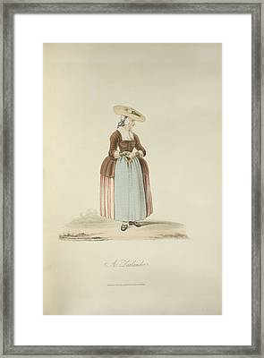 A Zealander Framed Print by British Library