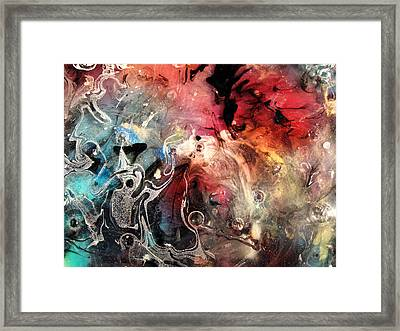 A002 Framed Print by Billy Roberts