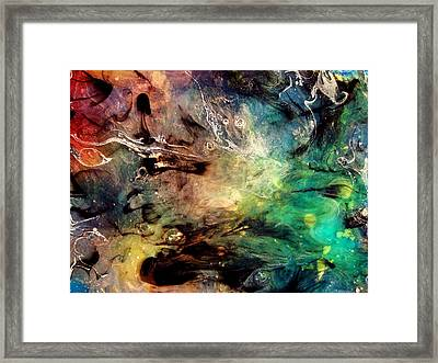 A003 Framed Print by Billy Roberts