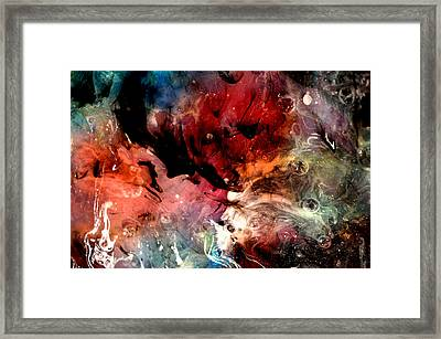 A006 Framed Print by Billy Roberts