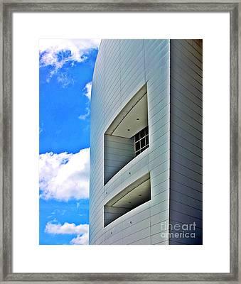 Aaa Miami Framed Print by Maria Arango